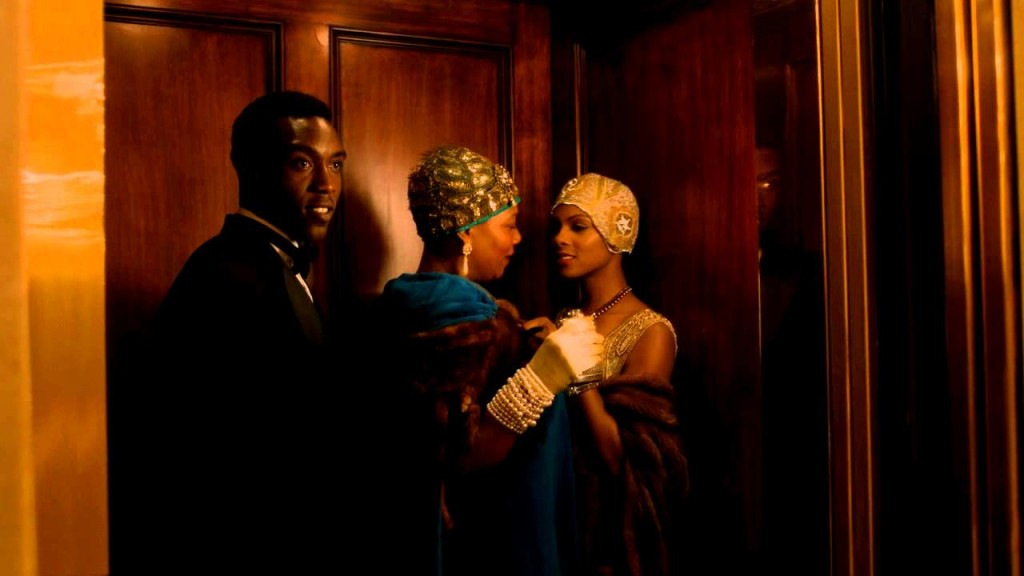 BESSIE-Queen-Latifah-Tika-Sumpter-Elevator-Kiss-Lucille-HBO-Film