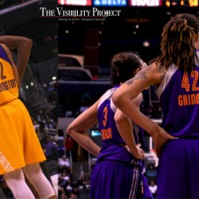 Candace Parker & the Sparks vs. Brittney Griner & the Mercury: A Prime Example of why we need the WNBA