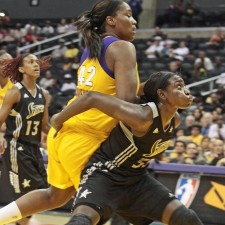 Numbers Lie: Los Angeles Sparks Upset by San Antonio Stars
