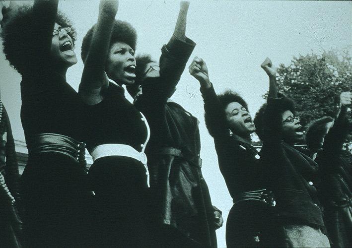 black women fight the power