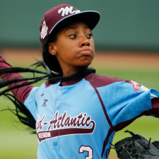 Associated Press Names Mo'ne Davis Female Athlete of the Year