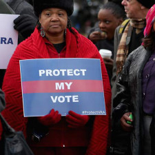 Never Forget #010: The Voting Rights Act was Gutted in 2013