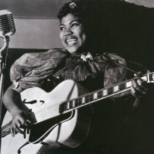 Never Forget #011: A Black Woman Revolutionized Rock 'N' Roll
