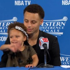 Riley Curry: The NBA's Most Polarizing Figure