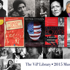 The ViP Library: Must Read List | May 2015