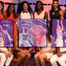 Meet the 2015 Los Angeles Sparks Draft Class
