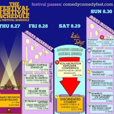 Comedy Comedy Fest Watch: Two Days Until 'A Comedy Fest' Kicks Off