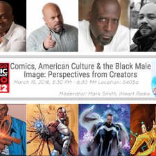 C2E2 Panel with Top Comic Book Creators to Focus on Image of Black Men in Pop Culture & Comics