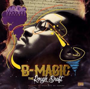 B-Magic Album Cover